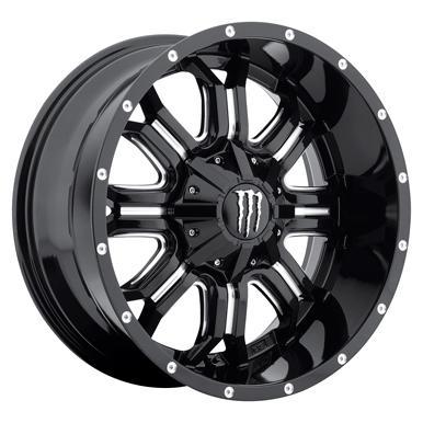 535BM Tires