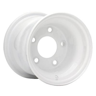 Highway Standard Trailer - White Tires