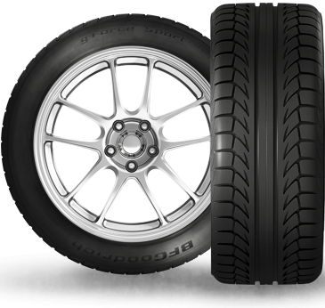 g-Force Sport COMP-2 Tires
