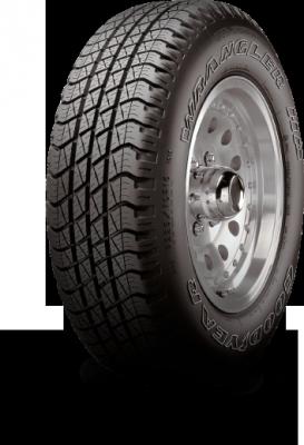 Wrangler HP Tires